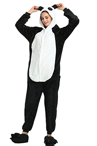 Missley Panda Halloween Adult Costume Cosplay Unicorn Di Pajama Anime wrzCvw