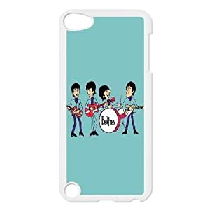 C-EUR Customized Print The Beatles Pattern Hard Case for iPod Touch 5 by icecream design