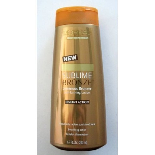 L'Oreal Paris Sublime Bronze Luminous Bronzer, 6.7-Fluid Oun
