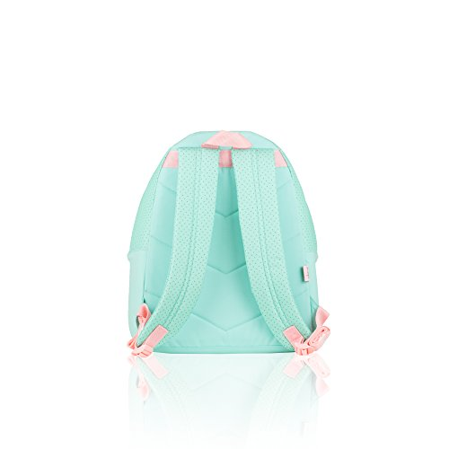 Safta Mr. Wonderful Mochila Tipo Casual, 15 litros, Color Verde ...