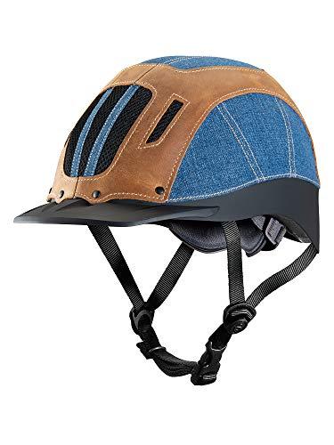 - Troxel Low Profile Sierra Western Helmet Small Den