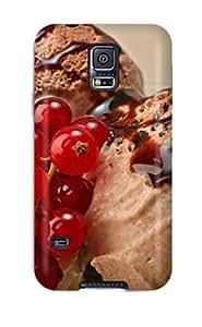 Pretty PMvxKqO5789iYJUt Galaxy S5 Case Cover/ Ice Cream Series High Quality Case