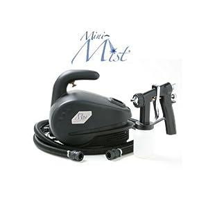 Apollo T100 Mini-mist Spray Tanning Equipment Machine Hvlp Sunless