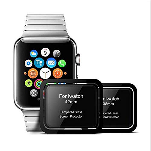 BATOP Apple Watch Screen Protector || 2pcs/lot(1glass+1wipe) for