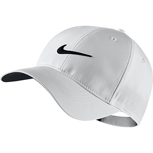 Tiger Woods Nike (Nike Golf Tech Adjustable Cap (White))