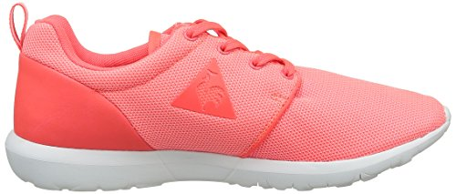 Le Coq Sportif Dynacomf Poke, Zapatillas para Mujer Rosa (Fiery CoralFiery Coral)