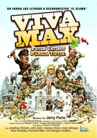 Movie: Viva Max! with Peter Ustinov, Pamela Tiffin