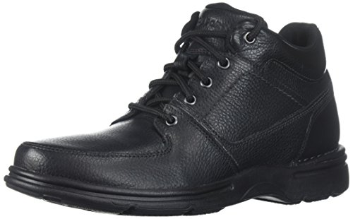 Rockport Men's Eureka Plus Boot Winter Boot, black, 8 M - Rockport Winter For Boots Men