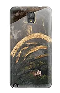 New Arrival Case Specially Design For Galaxy Note 3 (avatar Pandora James Cameron Movie Blockbuster Navi Humans Humanoid Race Aliens Love Story Battle People Movie)