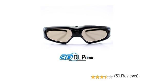 Cinemax - 3 x Gafas 3D DLP-Link