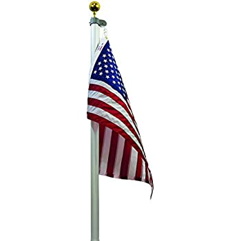 Amazon com : Olympus Flag Deluxe United States Flag with 18-Foot