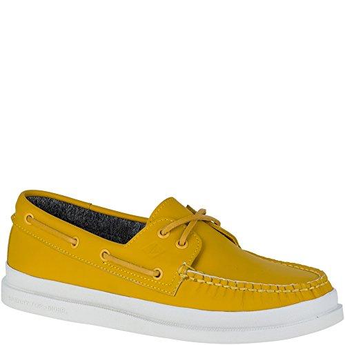 Sperry Top-sider Auténtico Barco Impermeable Original De Zapato Amarillo Descuento Footlocker Pictures owIGU4