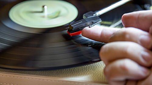 ION Audio Compact LP Cream - Tocadiscos de 3 velocidades con ...