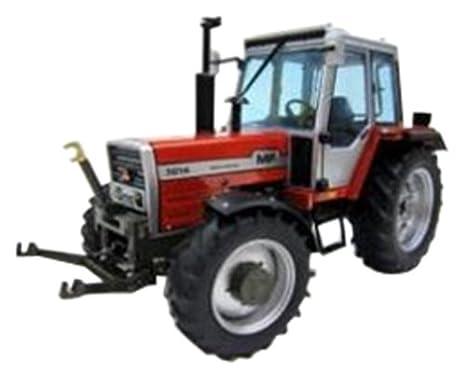Weise-Toys Massey Ferguson 1014 (1978 - 1985) Tractor: Amazon.es: Juguetes y juegos