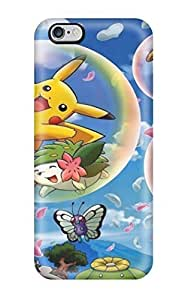 Iphone 6 Plus FAGBgoW2016YVyEX Pokemon Tpu Silicone Gel Case Cover. Fits Iphone 6 Plus