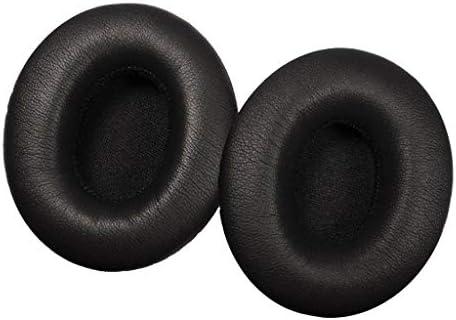 Almencla モンスタービートSOLO 1.0、ソロHDの2ペアヘッドフォンイヤーパッドクッションカバー
