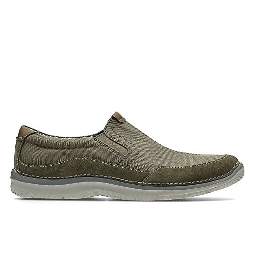 outlet big discount outlet visit new Clarks Mens Beige Suede 'Ripton Free' Slip-On Shoes oTWneOu6Fq