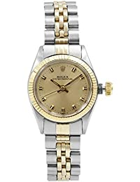 Oyster Perpetual Automatic-self-Wind Female Watch 6619 (Certified Pre-Owned)