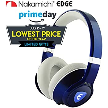 Amazon.com: Nakamichi Studio Headphones NK900 - Blac