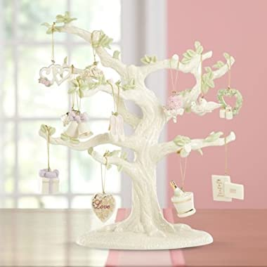 Lenox Set of Ornaments for Ornament Tree (Tree Not Included) (Wedding)
