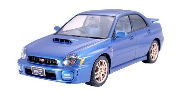 Amazon.com: Tamiya 1/24 Subaru Impreza WRX STI Modelo de ...
