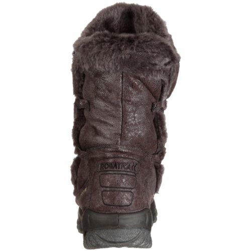 Romika 54081 74 300 Polar 81, Damen Stiefel Grau (Asphalt)