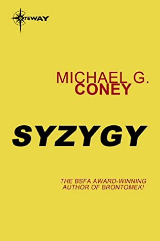 book cover of Syzygy