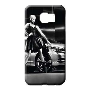 samsung galaxy S7 edge Slim Hard High Quality phone case cell phone carrying covers Aston martin Luxury car logo super