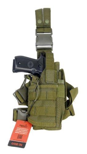 (Lancer Tactical CA-322 Tornado Drop Leg Airsoft Gun Holster (Green))