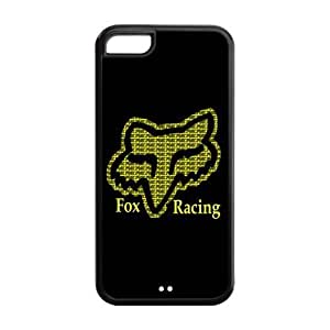 Godstore Fox Racing IPHONE 5C Best Rubber Cover Case