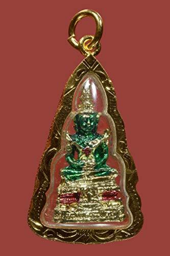 Ottone Garuda Uccello Deity Amuleto Statua Thailandia Arte Per Good Luck Excellent Quality In