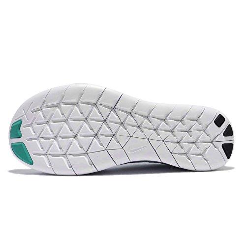 Nike Women's Free Rn Flyknit 2018 Running Shoe (5 M US) by Nike (Image #4)