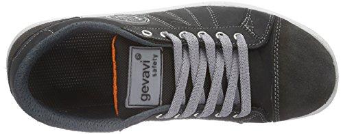 Gevavi GS69 Wolf S3 WERKS. LG, Scarpe Antinfortunistiche Unisex – Adulto Nero (Schwarz (Schwarz(zwart) 00))