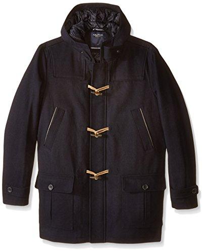 UPC 700770444263, Nautica Men's Tall Wool Toggle, Dark Navy, 2X/Tall