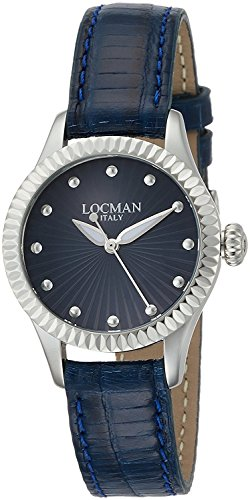 LOCMAN watch ISOLA D'ELBA Lady 0465A02A-00BLNKPB Ladies