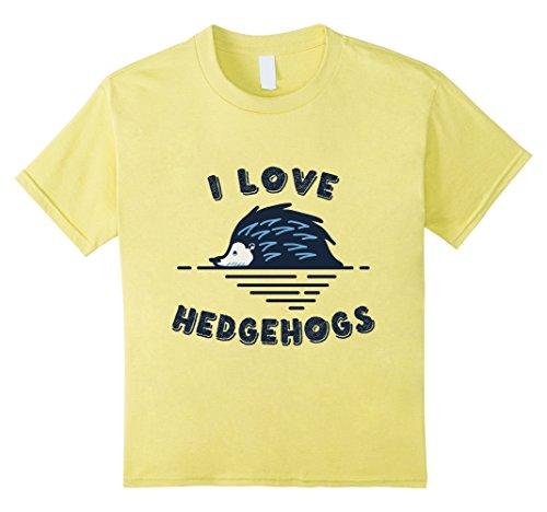 Yellow Hedgehog - 9