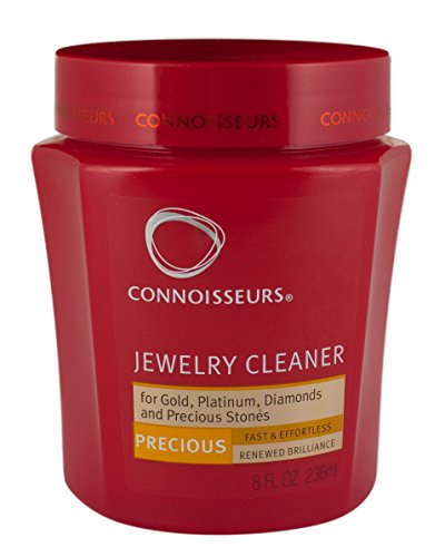 how to use connoisseurs jewelry cleaner