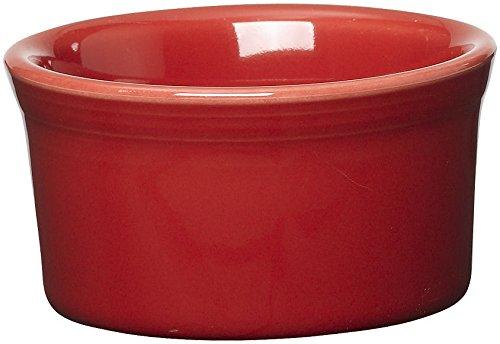 Ramekins Fiesta (Fiestaware Ramekin - Scarlet Red)