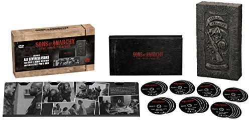 Sons of Anarchy: The Complete Series - Reaper Collector's Boxed Set Edition by 20th Century Fox