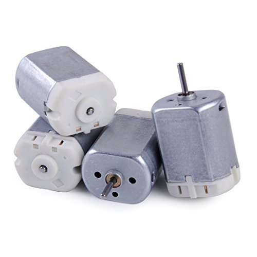 - beler 4Pcs 10mm Shaft Door Lock Motor Fit for Mabuchi Lexus Honda Toyota FC280PC 22125
