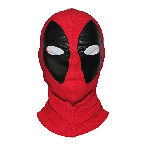 Premia Deadpool Mask Halloween Costume Cosplay Party Hood Costume