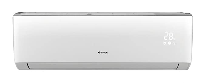 Amazon.com: Gree LIVS12HP115V1B - 12,000 BTU 16 SEER LIVO+ Wall Mount Ductless Mini Split Air Conditioner Heat Pump 115V: Home & Kitchen