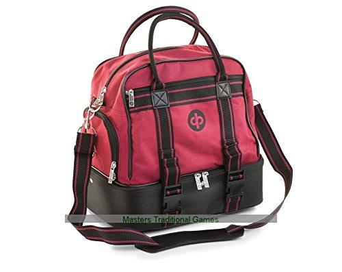 Drakes Pride Midi Bowls Bag (maroon color)