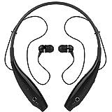 SUFUM Bluetooth Headphones Wireless Neck