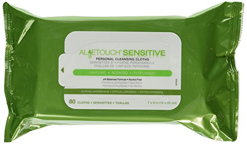 Medline Aloetouch Spunlace Personal Cleansing