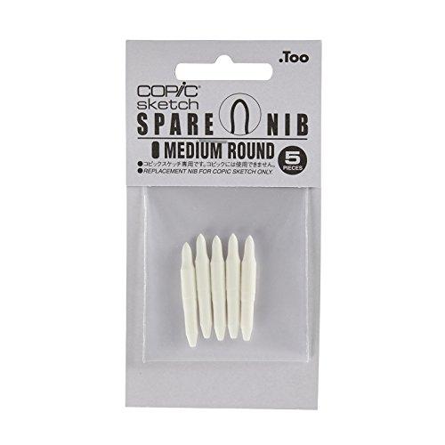 Copic Markers Medium Round Nib
