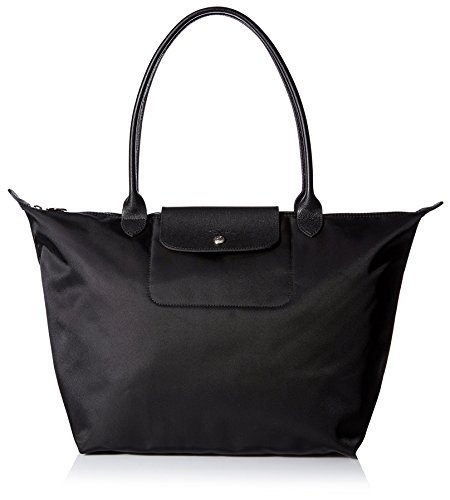 Longchamp Women's Le Pliage Néo Tote Bag, Black