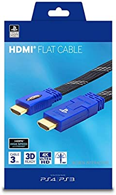 Bigben Interactive - Cable HDMI Licenciado (Playstation 4): Amazon.es: Videojuegos