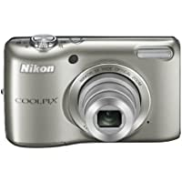 Nikon Digital Camera COOLPIX COOLPIX L26 (Silver) L26SL (Japan Imported) (Japan Imported)