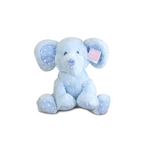 """Price comparison product image 13"""" Blue Elliefumps Elephant"""